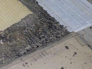 大掃除で見つかったシロアリ被害