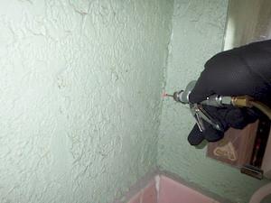 壁内薬剤注入処理
