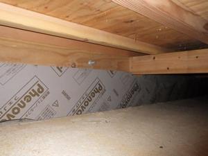 床下側からの撤去を検討