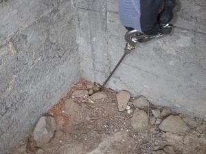 土壌灌注処理