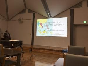 日本木材学会生物劣化研究会2019年秋季研究会
